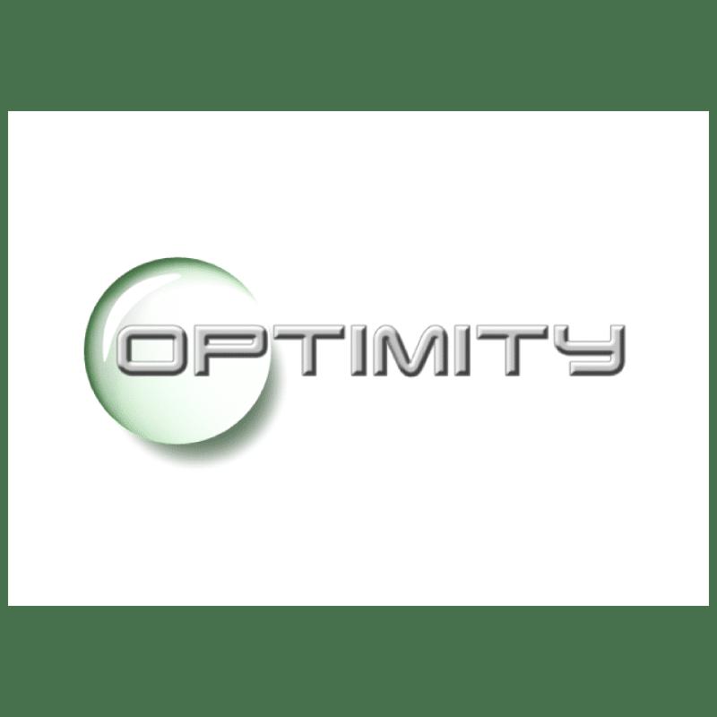 Yadonia Group Designed a Logo & Static Website for OPTIMITY Co.