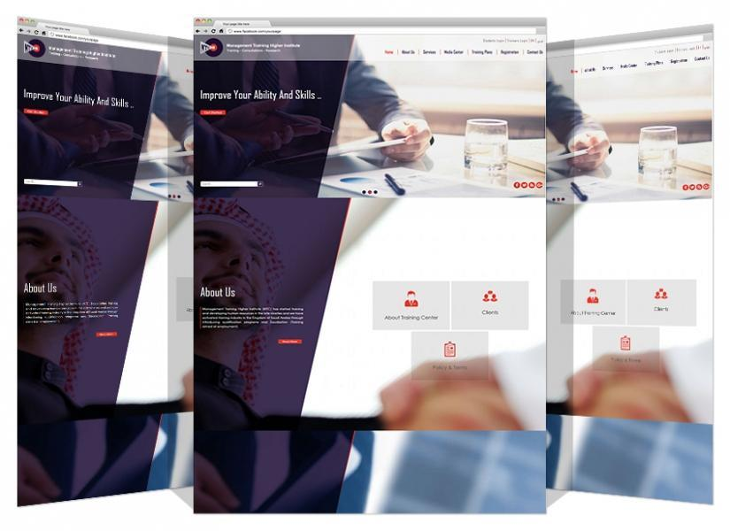 Yadonia Group Designed & Developed Responsive Website For MTC