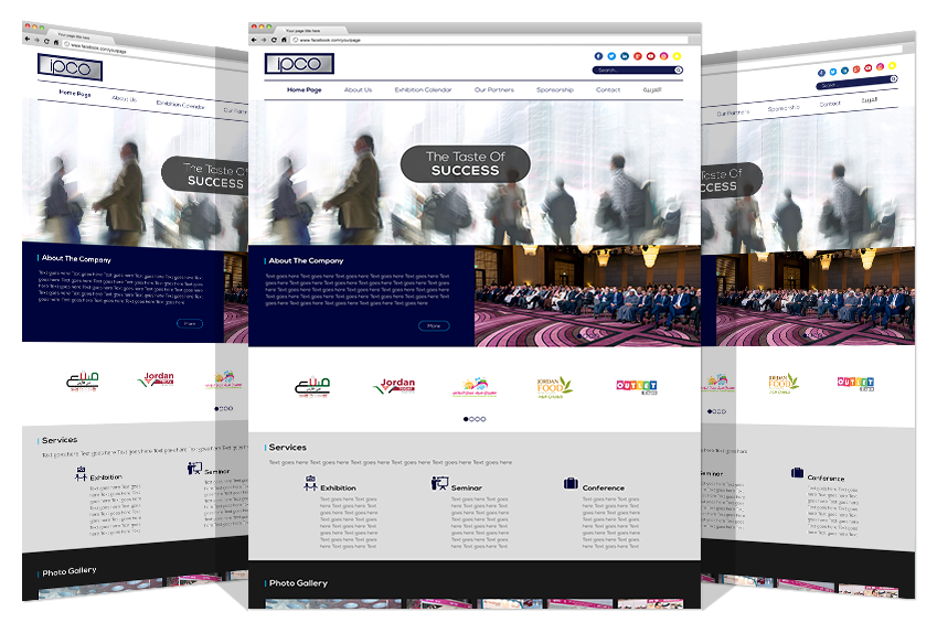Brand New Website For IPCO By Yadonia Group