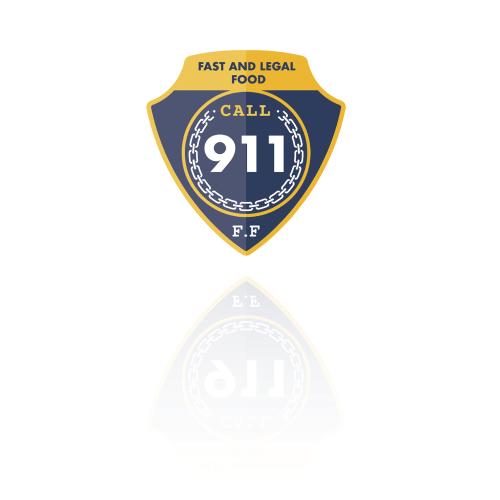 911 New Restaurant & New Branding