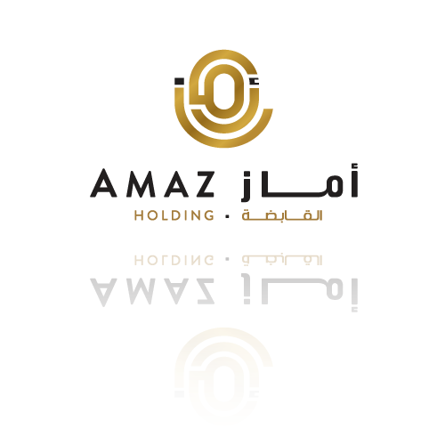 Amaz Holding Corporate Identity & Website Design By Yadonia Group
