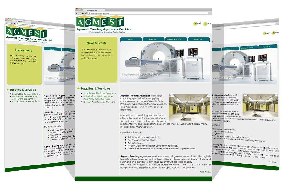 Agmest Medical & Scientific Systems Co. Ltd.