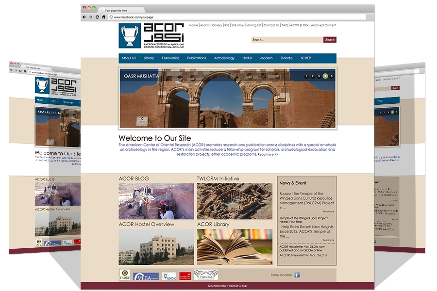 American Center Of Oriental Research – ACOR