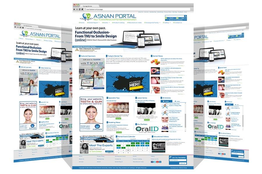 Asnan Portal