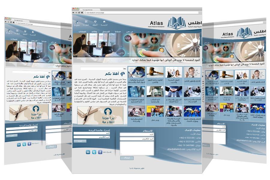 Atlas For Human Resources Development