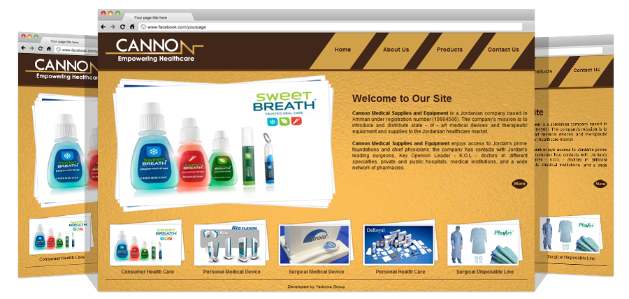 Cannon Medical Supplies & Equipments
