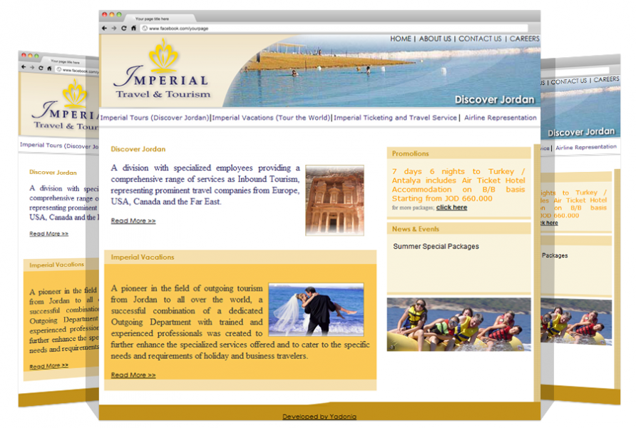 Imperial Travel & Tourism Co.