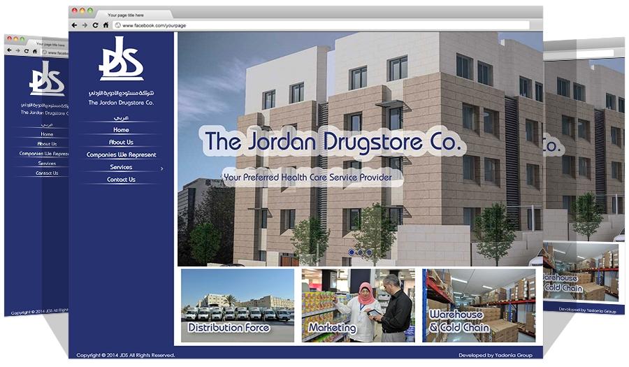 Jordan Drug Store