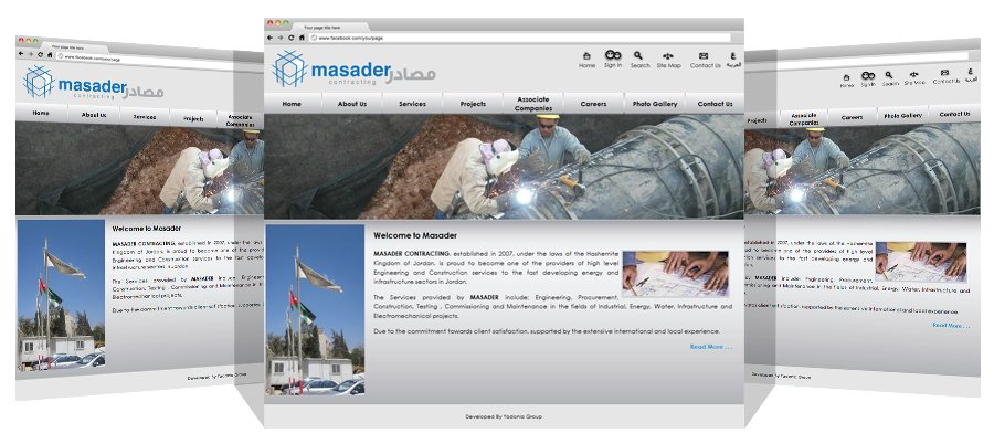 Masader Contracting Co.
