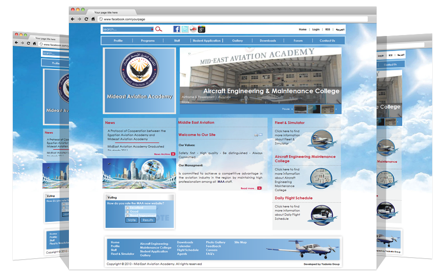 Middle East Aviation Co.