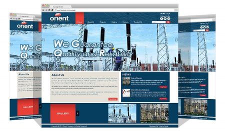 Orient For Energy Company
