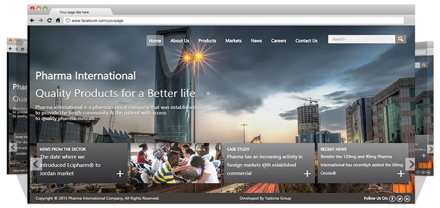Pharma International Co.
