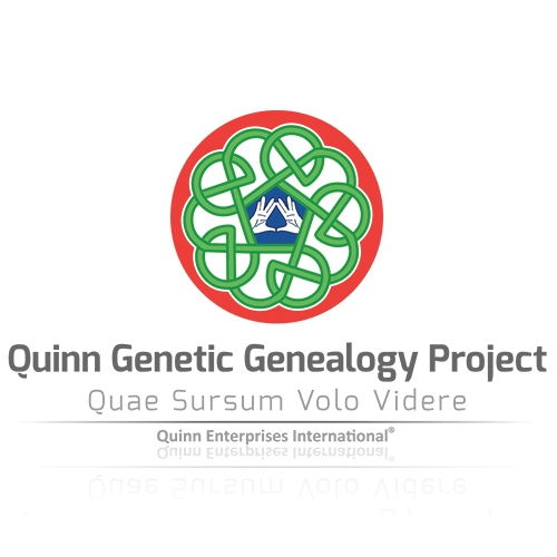 Quinn Genetic Genealogy Project