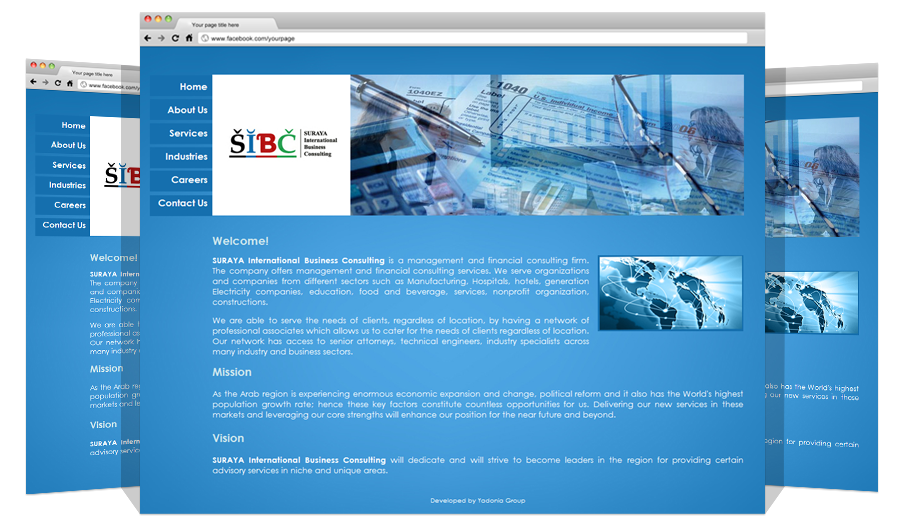 SURAYA International Business Consulting Co.