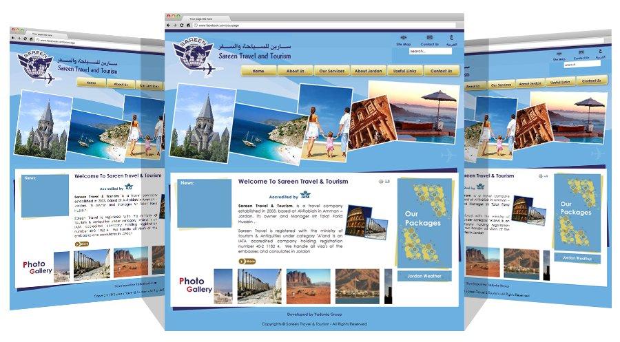 Sareen Travel & Tourism Co.