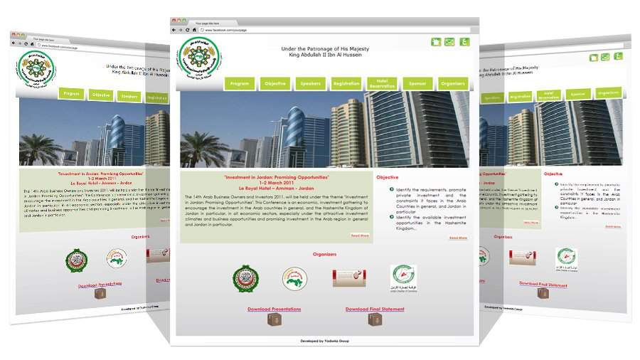 The 14th Arab Business Owners And Investors 2011