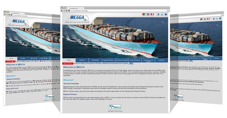 The Middle East Cold Chain Association (MECCA)